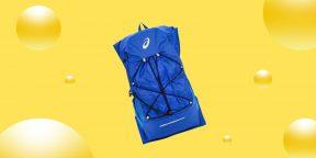 Выгодно: лёгкий рюкзак для бега Asics со скидкой 50%
