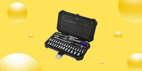 Выгодно: набор инструментов Workpro за 1 610 рублей
