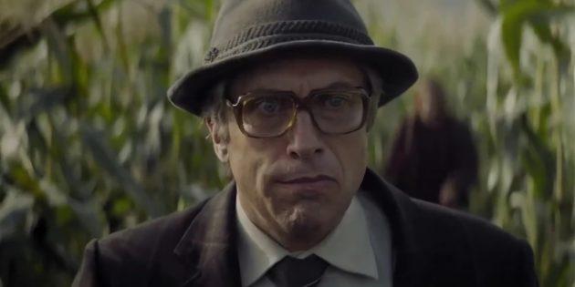 Кадр из сериала «Чикатило»