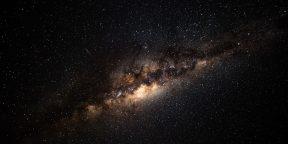 Фотограф показал впечатляющее изображение Млечного пути. На его создание ушло почти 12 лет
