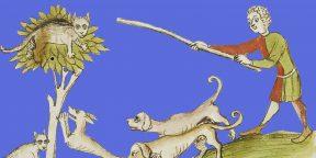 «Исчадия ада»: как папа римский Григорий IX развязал войну с кошками