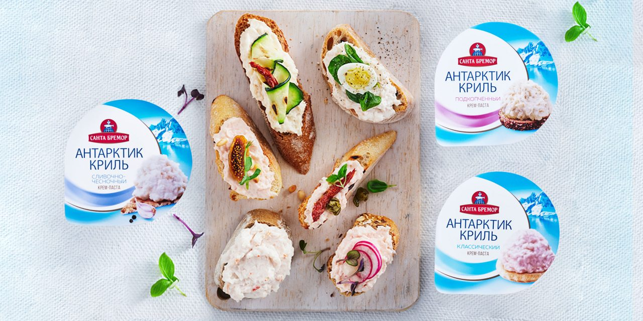 Чем перекусить, пока вы смотрите кино: 10 идей закусок с пастой «Антарктик Криль» для тех, кому надоели чипсы и попкорн