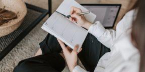 Почему стоит завести дневник решений и как его правильно заполнять