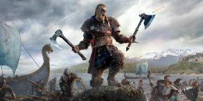 Скидки на Ghost of Tsushima и Assassin's Creed Valhalla: в PS Store стартовала большая весенняя распродажа