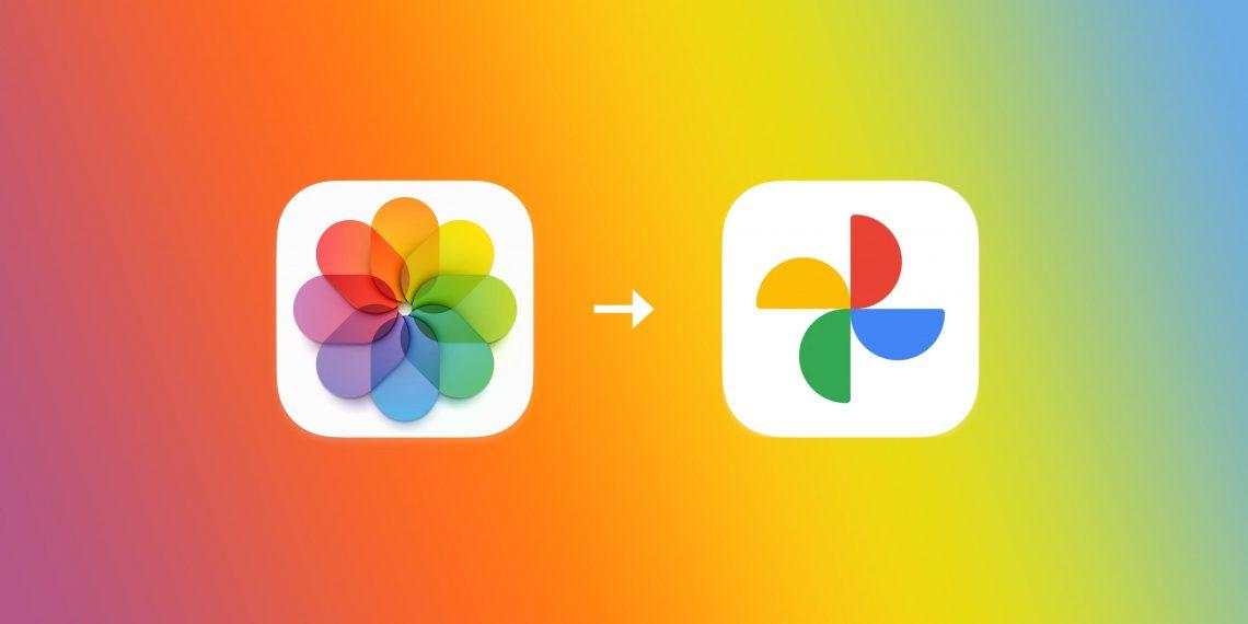 Apple запускает сервис для копирования фото и видео из iCloud в «Google Фото»