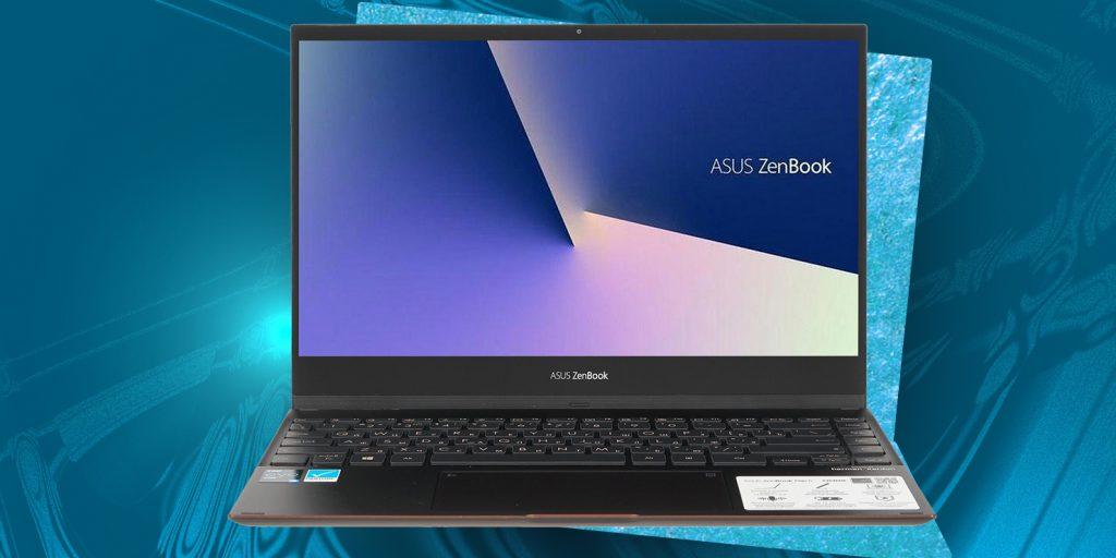 Ноутбуки на базе платформы Intel® Evo™: ASUS ZenBook Flip S UX371EA-HL018T