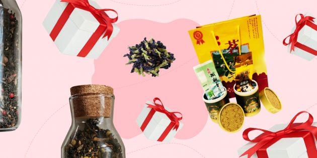 Что подарить: чайные наборы