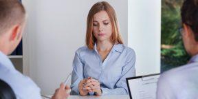 Лайфхак: как быстро успокоиться перед собеседованием