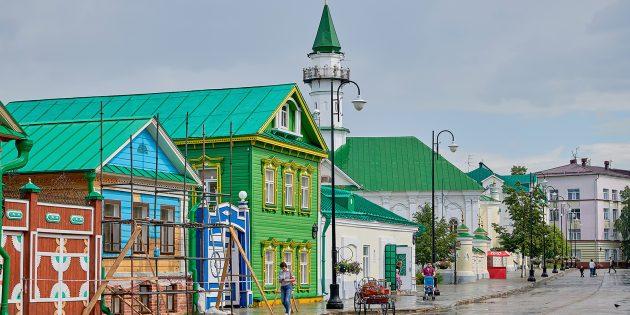 Куда поехать на майские праздники: Казань
