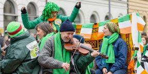 Как провести День святого Патрика, если вы ирландец хотя бы в душе
