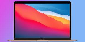 Цена дня: MacBook Air на M1 с 16 ГБ оперативной памяти за 107 990 рублей
