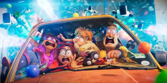 Netflix выпустил трейлер полнометражного мультфильма «Митчеллы против машин»