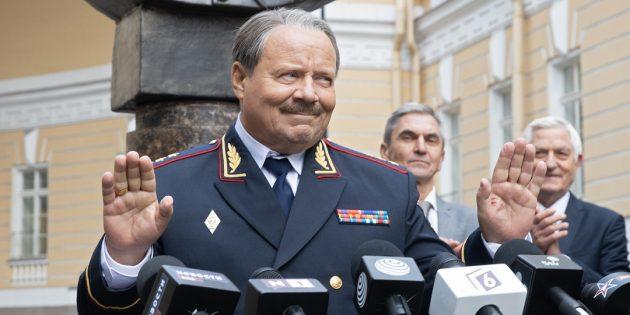 Алексей Маклаков в фильме «Майор Гром: Чумной Доктор»