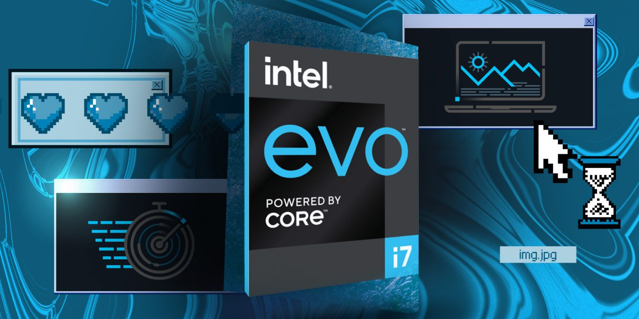 9 причин выбрать ноутбук со стикером Intel® Evo™