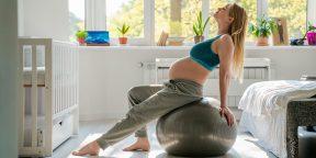 12 упражнений для беременных, которые рекомендуют врачи