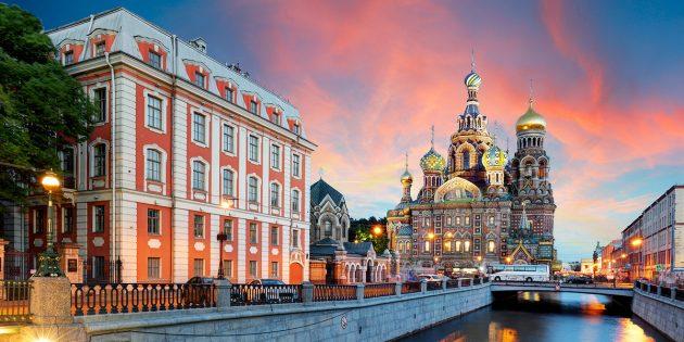 Куда поехать на майские праздники: Санкт-Петербург