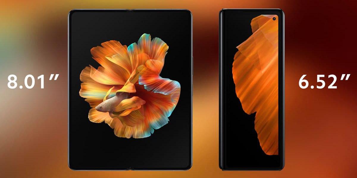 Xiaomi представила складной смартфон Mi MIX Fold. Это аналог Galaxy Z Fold 2