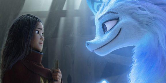 7 важных мыслей из мультфильма «Райя и последний дракон»