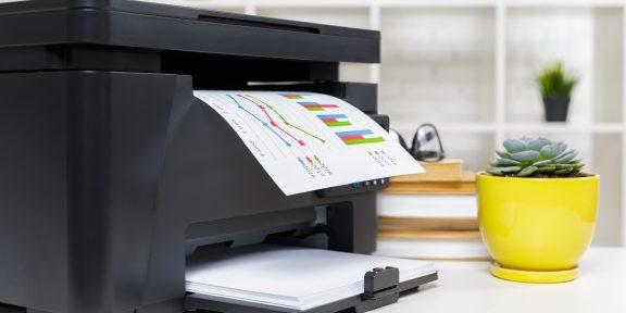 В новой версии Windows 10 обнаружили баг: компьютер перезагружается при печати документов