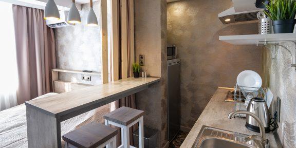 В Сети делятся советами, как обустроить маленькую квартиру