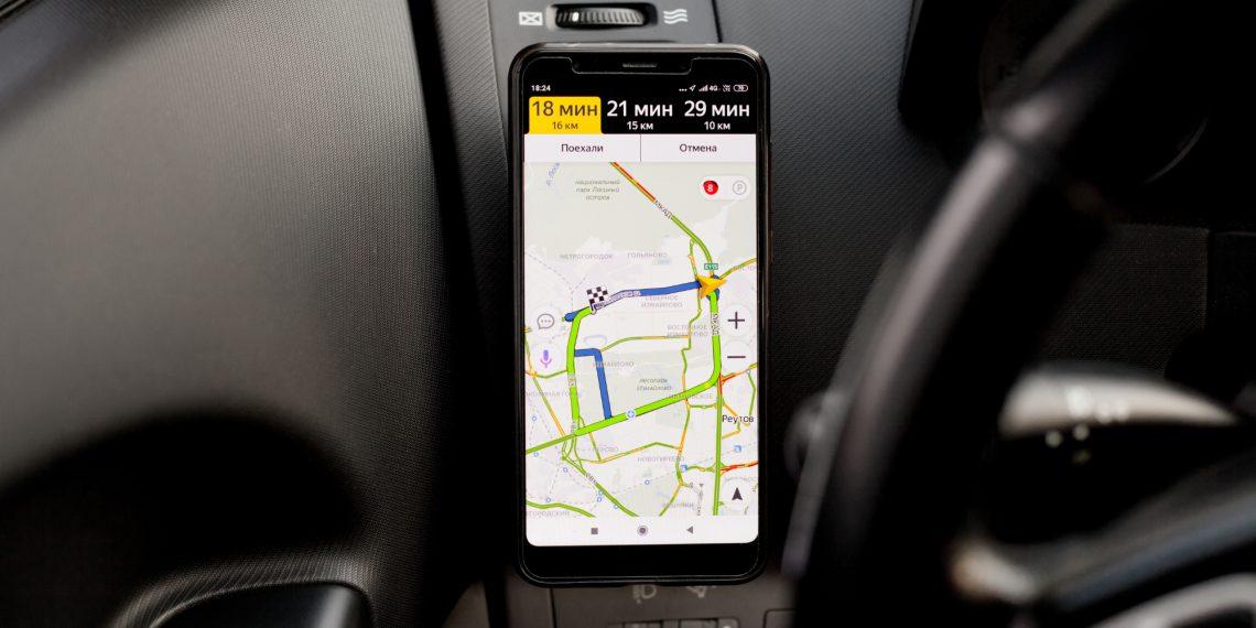 «Яндекс.Навигатор» предупредит об опасности на дороге