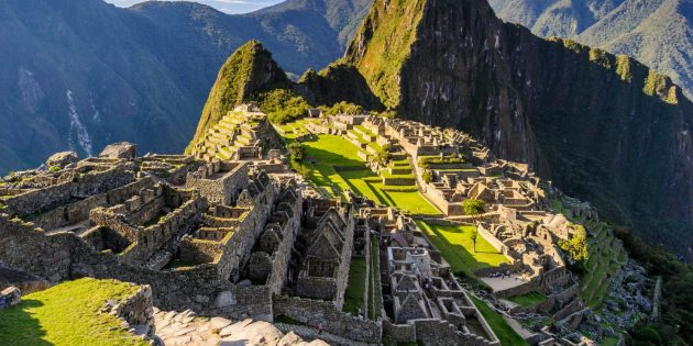Культура инков: Мачу-Пикчу, Перу