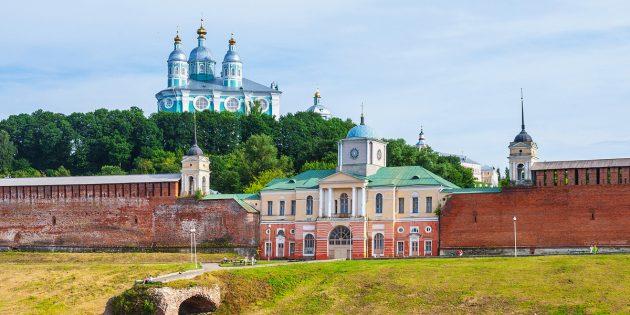 Куда поехать на майские праздники: Смоленск