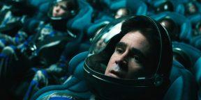 Колин Фаррелл и Лили-Роуз Депп в космосе: вышел первый трейлер фильма «Поколение Вояджер»
