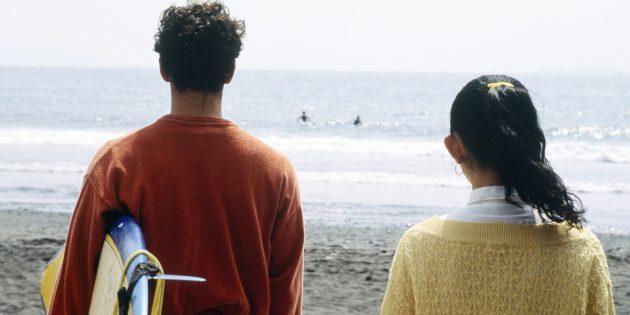 Фильмы про сёрфинг: «Сцены у моря»