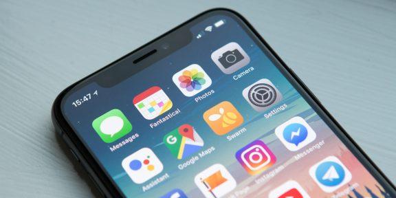 Эксперты назвали iOS-приложения, которые активнее всего делятся вашими данными