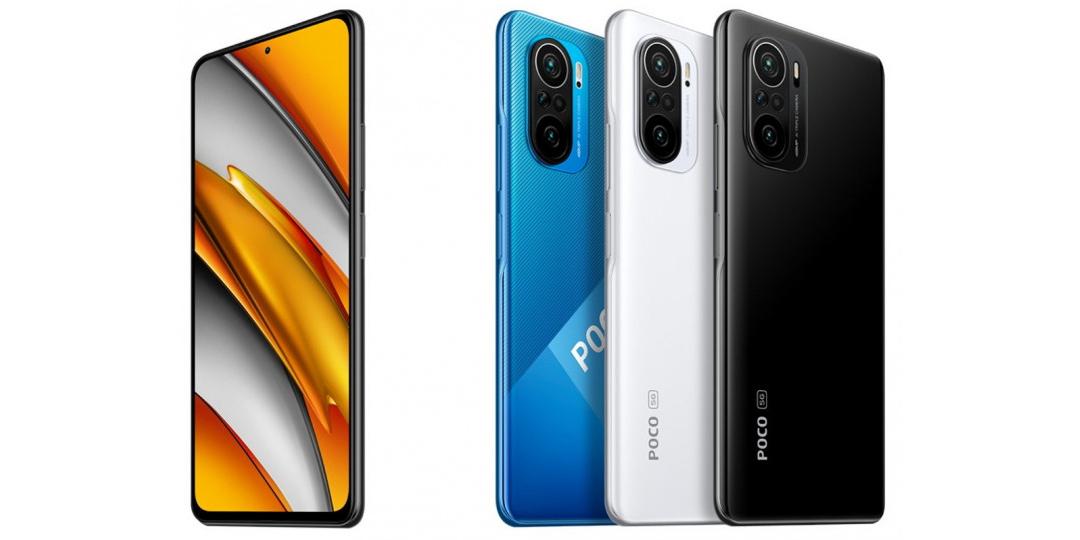 Представлены смартфоны Poco X3 Pro и Poco F3. Оба с NFC