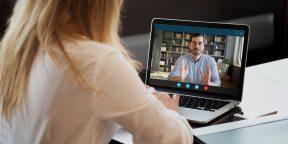 Лайфхак: как подготовиться к онлайн-собеседованию