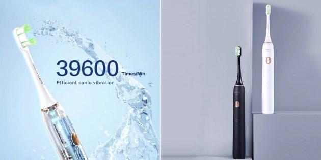 Электрическая зубная щётка Soocas X3U