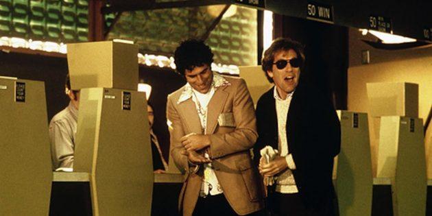 Кадр из фильма «Калифорнийский покер»