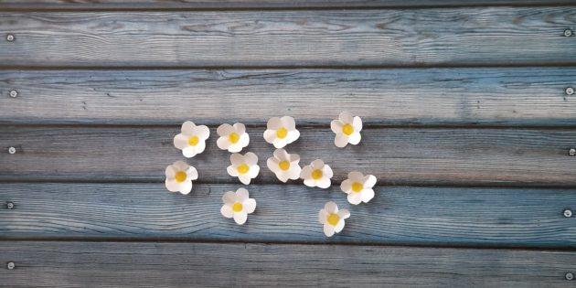 Поделки на 9Мая: Сделайте цветы