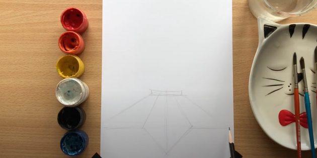 Рисунки на 9Мая: изобразите звезду