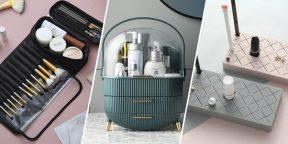 10 товаров, которые помогут навести порядок в запасах косметики