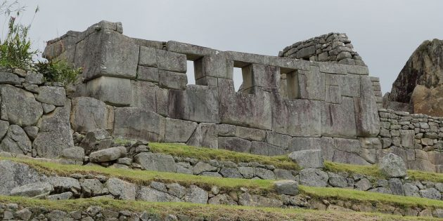 Технологии древних цивилизаций: Мачу-Пикчу, Перу