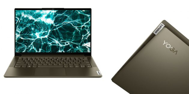 Ноутбук Lenovo Yoga Slim714IIL05