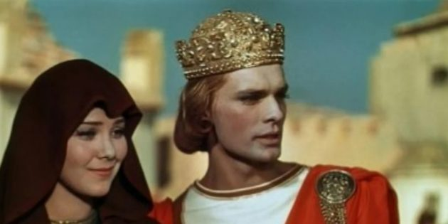 Фильмы про богатырей: «Сказка о царе Салтане»