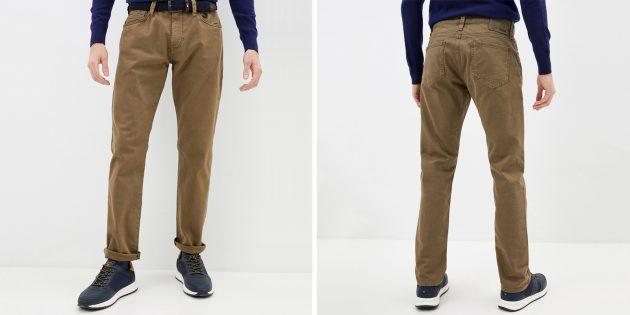 Мужская одежда casual: брюки Mavi
