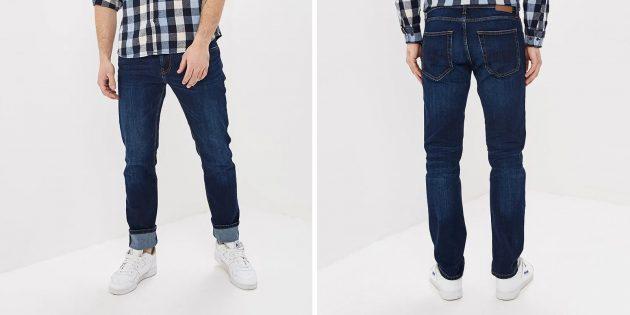 Мужская одежда casual: джинсы Colin's