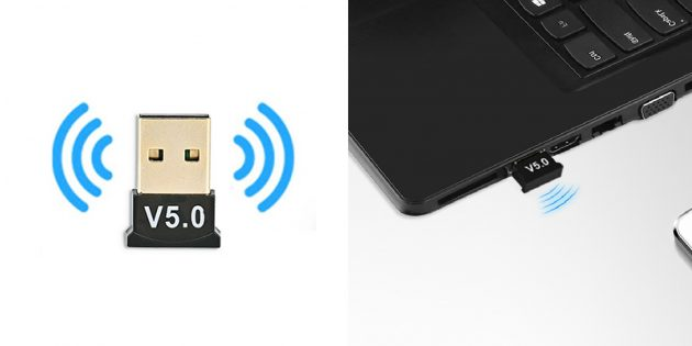 Электроника: Bluetooth-адаптер
