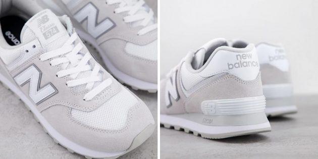 Мужская одежда casual: кроссовки New Balance