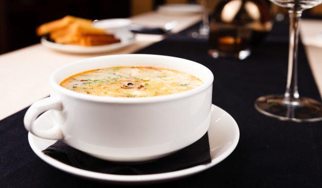 Любимый мясной суп баконьских разбойников