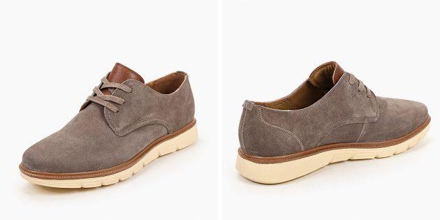 Мужская одежда casual: ботинки Mascotte