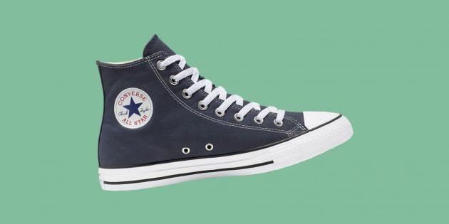 Культовые брендовые кеды: Converse All Star