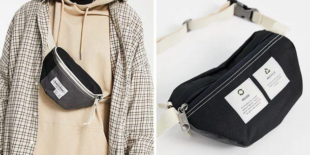 Мужская одежда casual: сумка-кошелёк Eastpak Springer