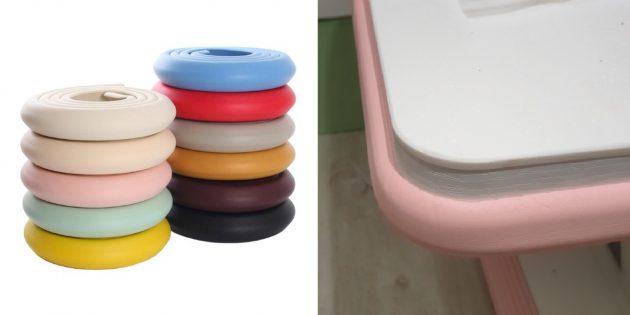 Мягкая лента для мебели