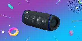 Надо брать: беспроводная колонка Sony с поддержкой Bluetooth 5.0 и NFC